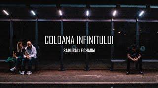 Samurai - Coloana infinitului feat. F.Charm | prod. Criminalle [Videoclip Oficial]