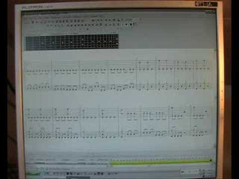how to make a drum beat chorus metal