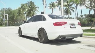 Audi S4 | Vossen 20'' VFS2 Concave Wheels | Rims
