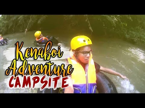 Park & Recreation | Kenaboi Adventure Campsite, Jelebu