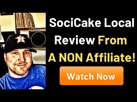 SociCake Local Review - An . http://bit.ly/2ZvzOQD