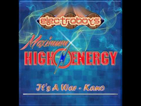 It's A War - Kano (Maximum High Energy)