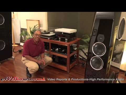 TIDAL Loudspeakers, TIDAL amplifiers, The Voice That Is, Doug White