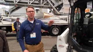 Video still for Bobcat M2-Series Loaders at World of Concrete