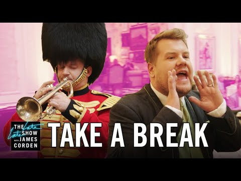 Take a Break: The Savoy Hotel  #LateLateLondon