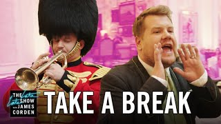 Download Take a Break: The Savoy Hotel  #LateLateLondon Mp3 and Videos