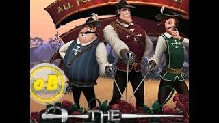 The Three Musketeers Slot - Casino Online- Mega Win - Leovegas Casino