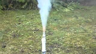 Testy sypkiego Paliwa Rakietowego