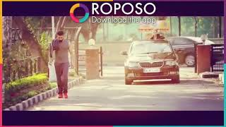 Shad Gaea || kambi song || Byy Roposo video status