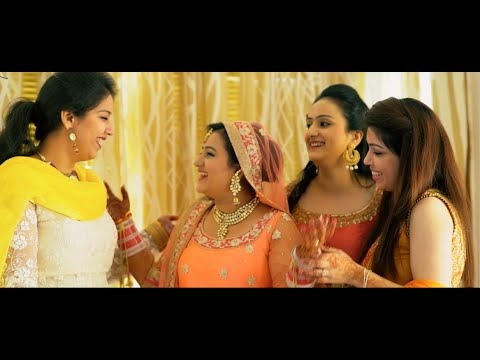 Din Shagna Da | Best Punjabi Wedding Highlight |...