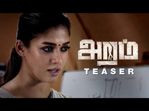 Aramm Teaser - Nayanthara | Gopi Nainar |...