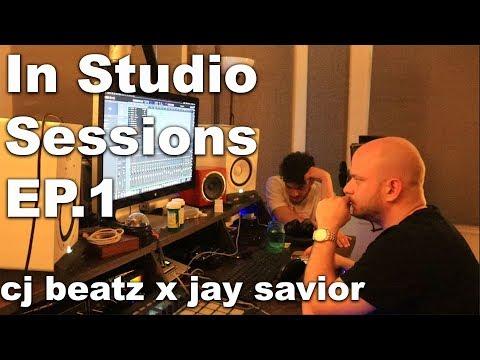 CJ Beatz Studio Sessions - Ep. 1 - Feat. @JaySavior | Music Production | Beat Making