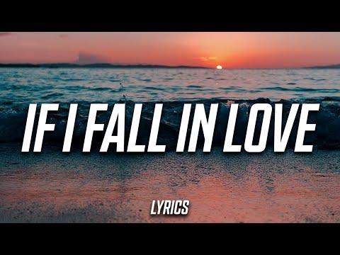 Ali Gatie - If I Fall In Love (Lyrics)