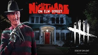 Dead By Daylight | A Nightmare on Elm Street | PS4 Pro Gameplay 1080p 60 fps
