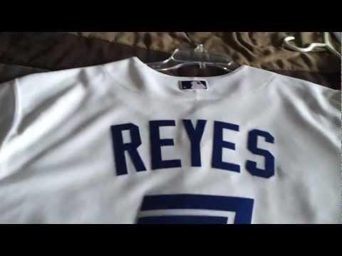 Jose Reyes Pro Jersey! Add On to My