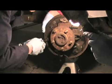 1994 Jeep Grand Cherokee Parking Brake Cable Replacement  YouTube