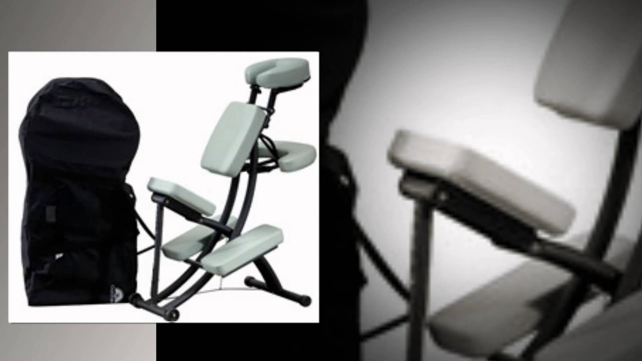 Portable Massage Chairs by Earthlite Stronglite and Oakworks from