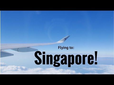 Singapore Times: London to Singapore!
