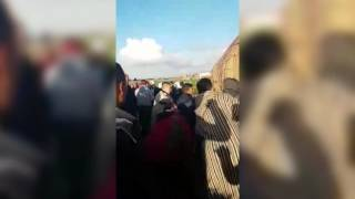 حادثة سير في الطريق السريع ما بين الرباط والمحمدية