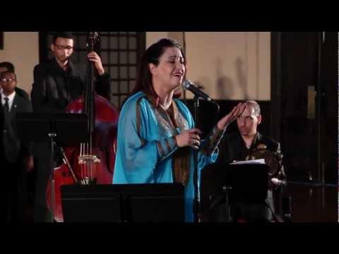 Al-Bustan Arab Music Concert Series: Tunisian Vocalist Sonia M'Barek