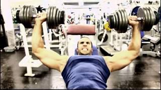Mehemet Edip Chest Workout for XF:SPORT Magazine