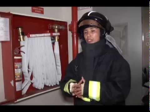 ¿sabes cómo usar un gabinete contra incendios?