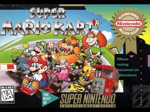 Bertie The Bus Season 1 Theme - Super Mario Kart Cover