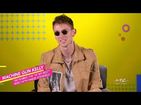 Machine Gun Kelly Got Awkward With Hailee Steinfeld