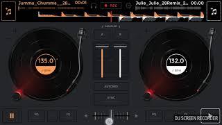 Old songs mixing in edjing