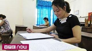 Sai phạm chấm thi tại Hòa Bình rất nghiêm trọng | VTC1