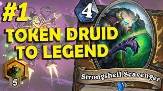 Token Druid climbing to Legend #1