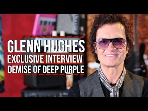 Glenn Hughes Discusses Deep Purple's Mid-'70s Breakup