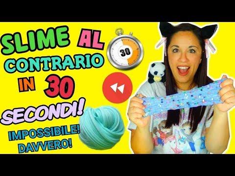 Download Youtube: SLIME AL CONTRARIO IN 30 SECONDI! SUPER EPIC FAIL?! Iolanda Sweets