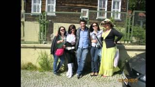 Engin Akyurek Bulgarian Fans on the Shooting scenes of FSN 27 04 2012