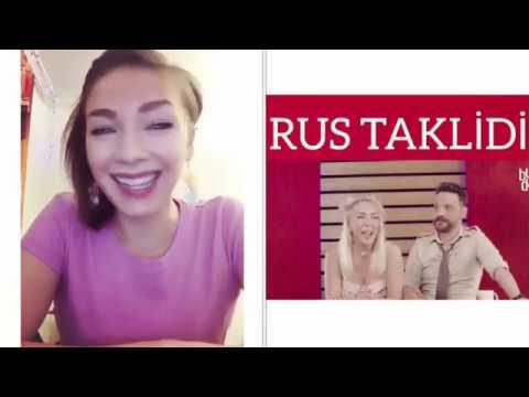 Mandalinacı Taklidi (RUS versiyon)