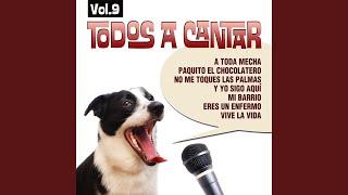 Mi Barrio (Version Karaoke)