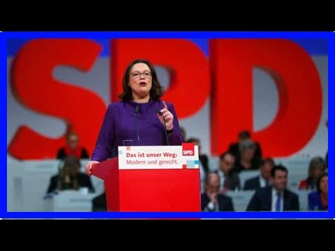 NEWS 24H - Germany spd says results for government negotiations is imminent