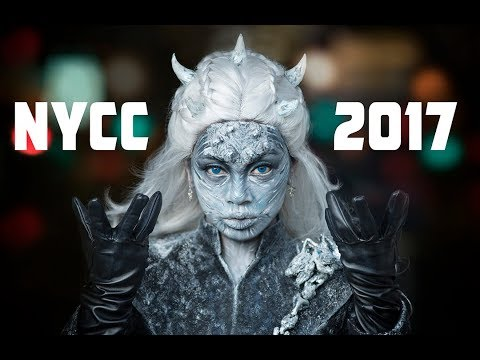 New York Comic Con 2017  Music Video