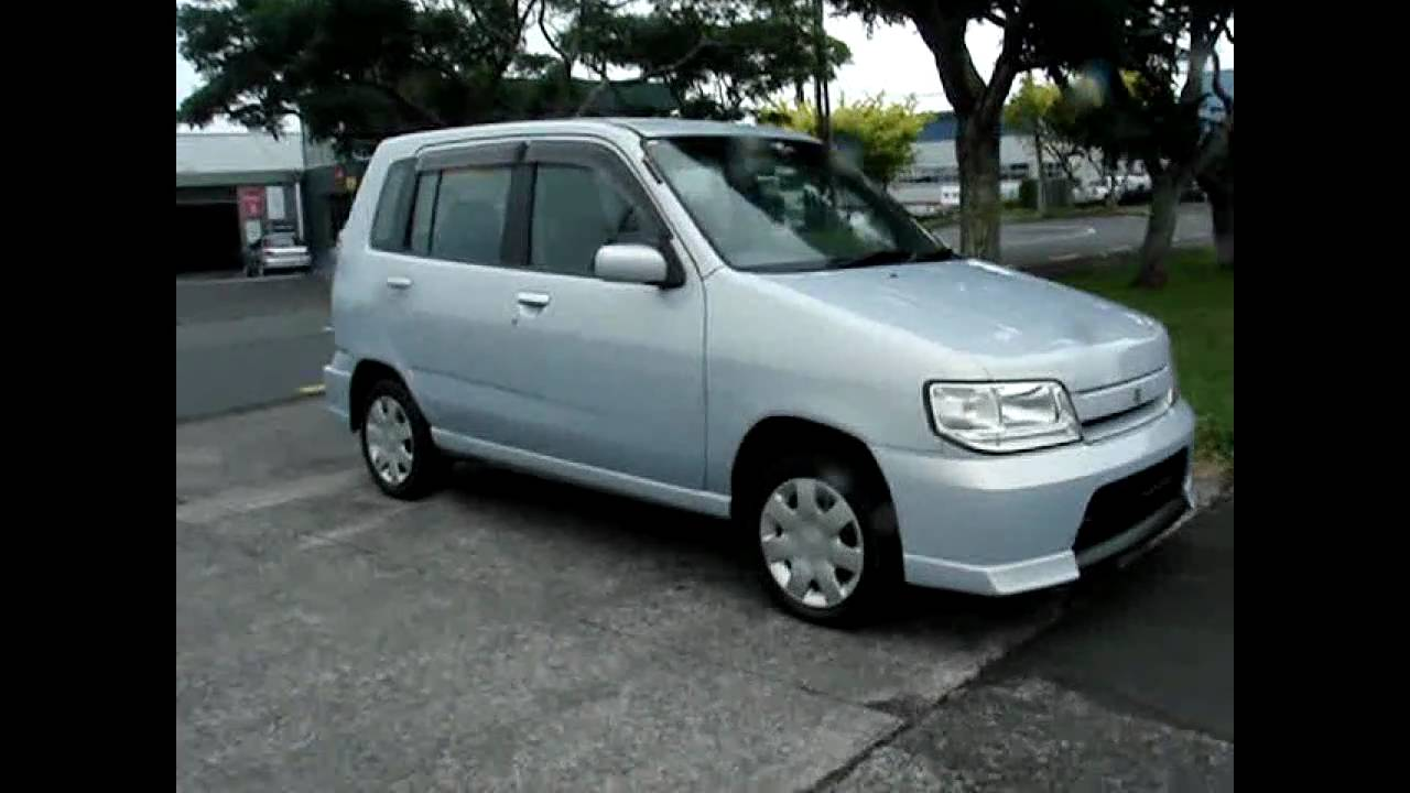 nissan cube 2001 youtube. Black Bedroom Furniture Sets. Home Design Ideas