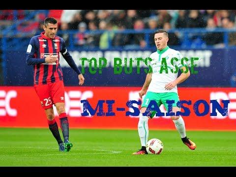 Top 10 buts ASSE mi-saison 2016-2017