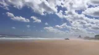 Ormond Beach Time Lapse - Ocean Timelapse - Video Editing