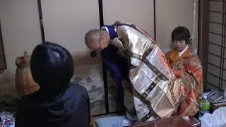 北九州正覚院による法要 大仏師ご参列。庄司哲郎に龍神様が降臨 その1 3