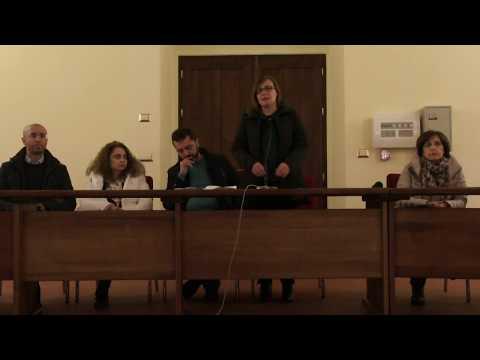 Conferenza Stampa Del Sindaco Su Caduta Consiglio Comunale Di Senise