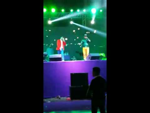 Raftaar live performance on swag mera desi