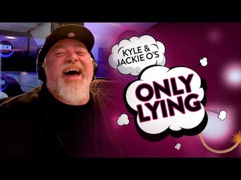 ONLY LYING: Guy Tells Overprotective Dad He's Gone On Massive Bender | KIIS1065, Kyle & Jackie O