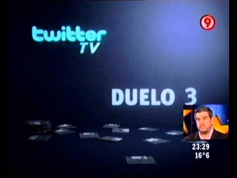 Duro de Domar - Twitter TV 23-08-10