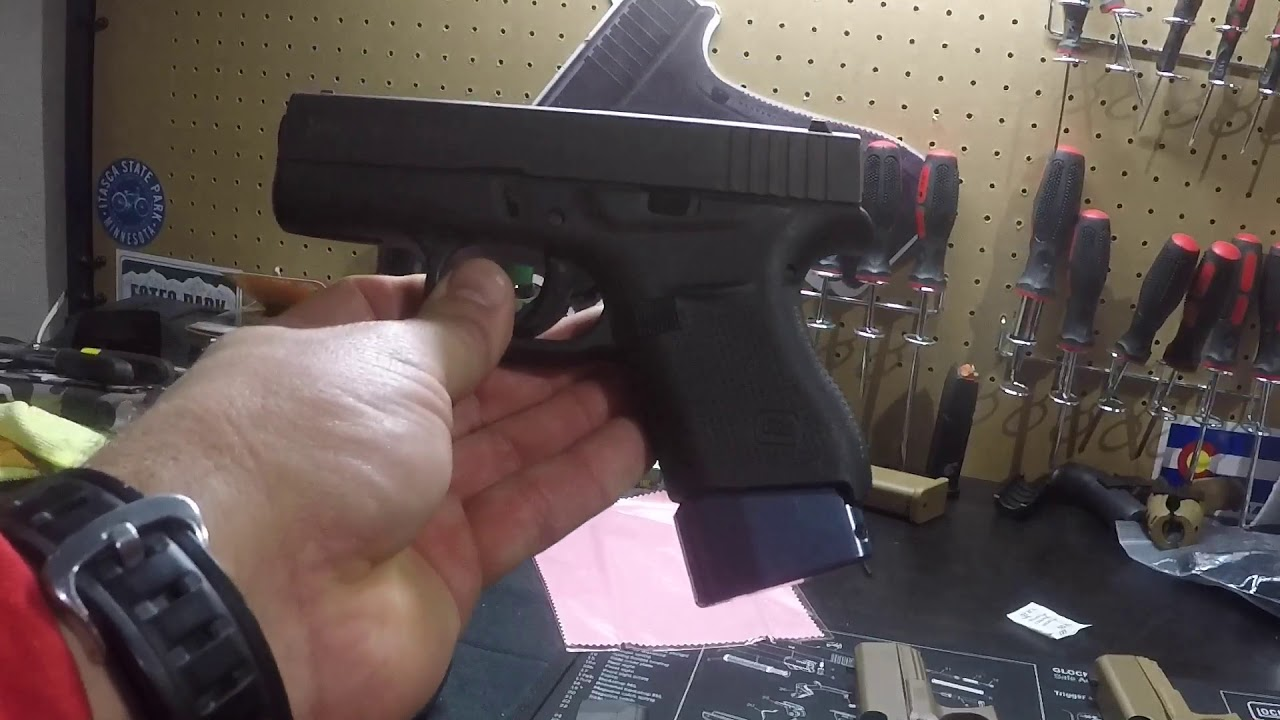 Glock 43X What?