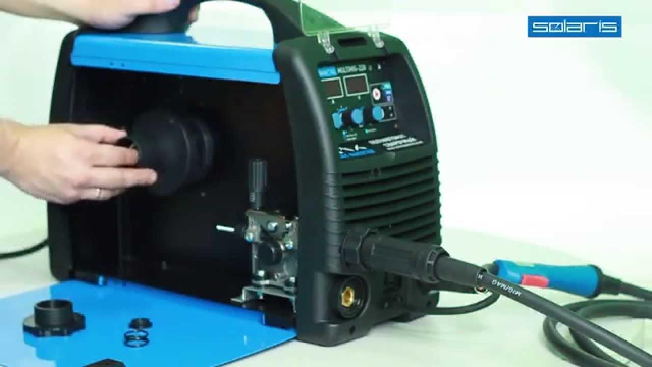 Сварочный аппарат multimig 228 параметрические стабилизаторы напряжения постоянного тока