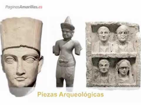 JESÚS VICO S.A. Galería De Arqueología En Madrid