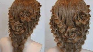 PEINADO DE NOVIA | WEDDING HAIRSTYLE | СВАДЕБНЫЕ ПРИЧЕСКИ | VIRIYUEMOON(VIDEO RECIENTE https://goo.gl/NY6U2D En este Video de peinados haremos un peinado para novia, para fiesta , para la escuela , para XV Años ..., 2013-11-26T13:58:06.000Z)